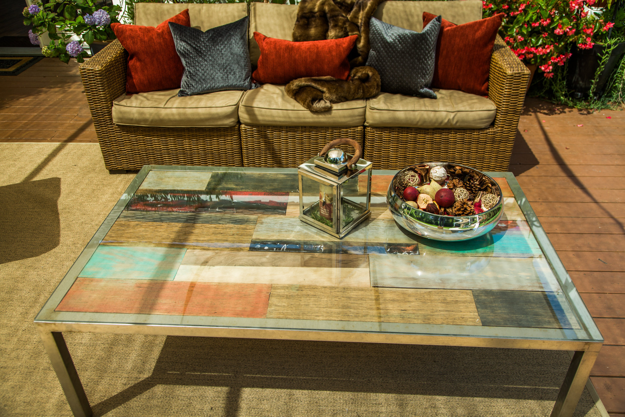 How To DIY Reclaimed Wood Coffee Table Home Family Hallmark