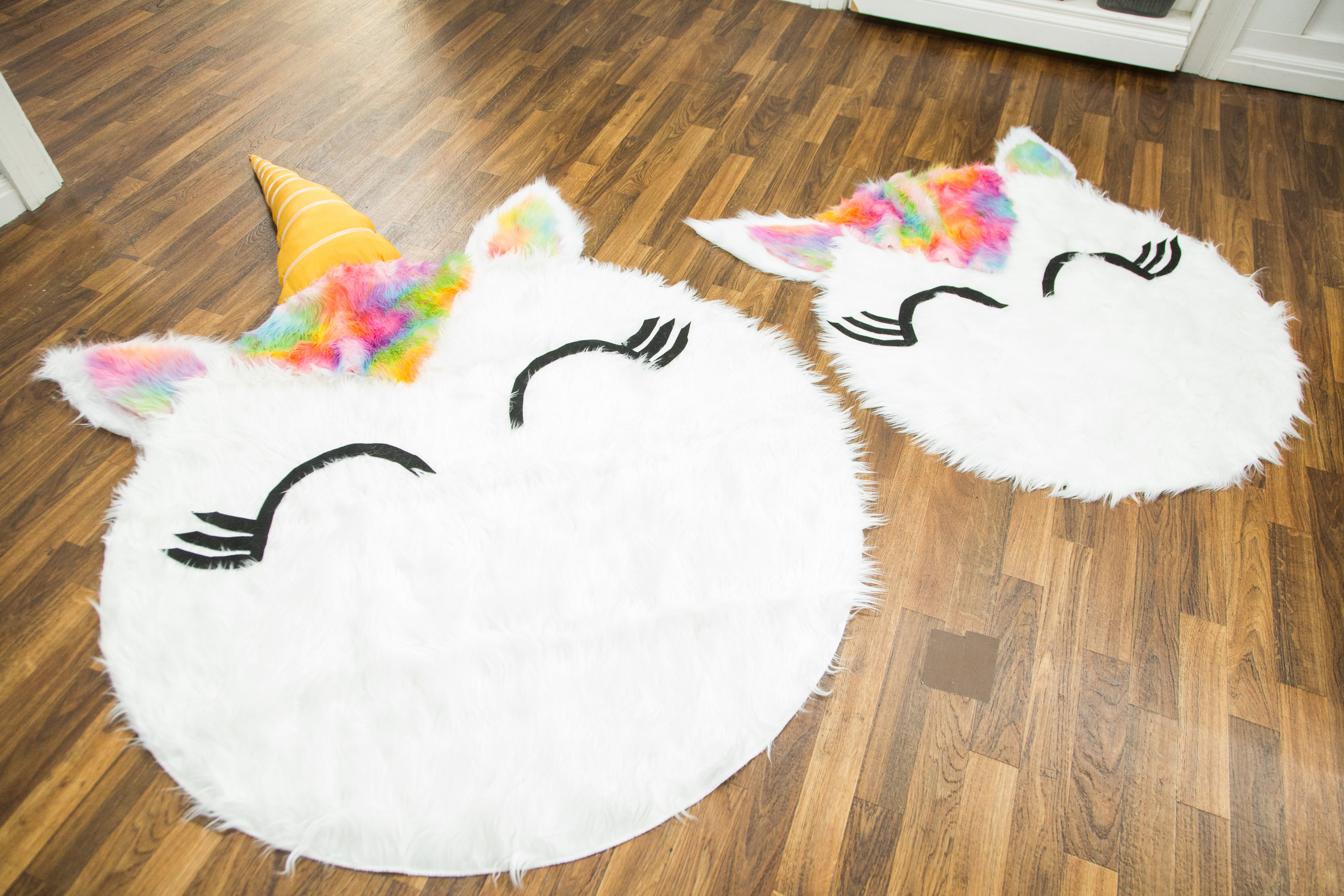 How To Diy Unicorn Rug Hallmark Channel