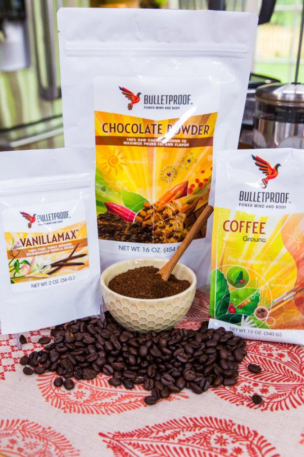 Bulltproof Coffee Recipe