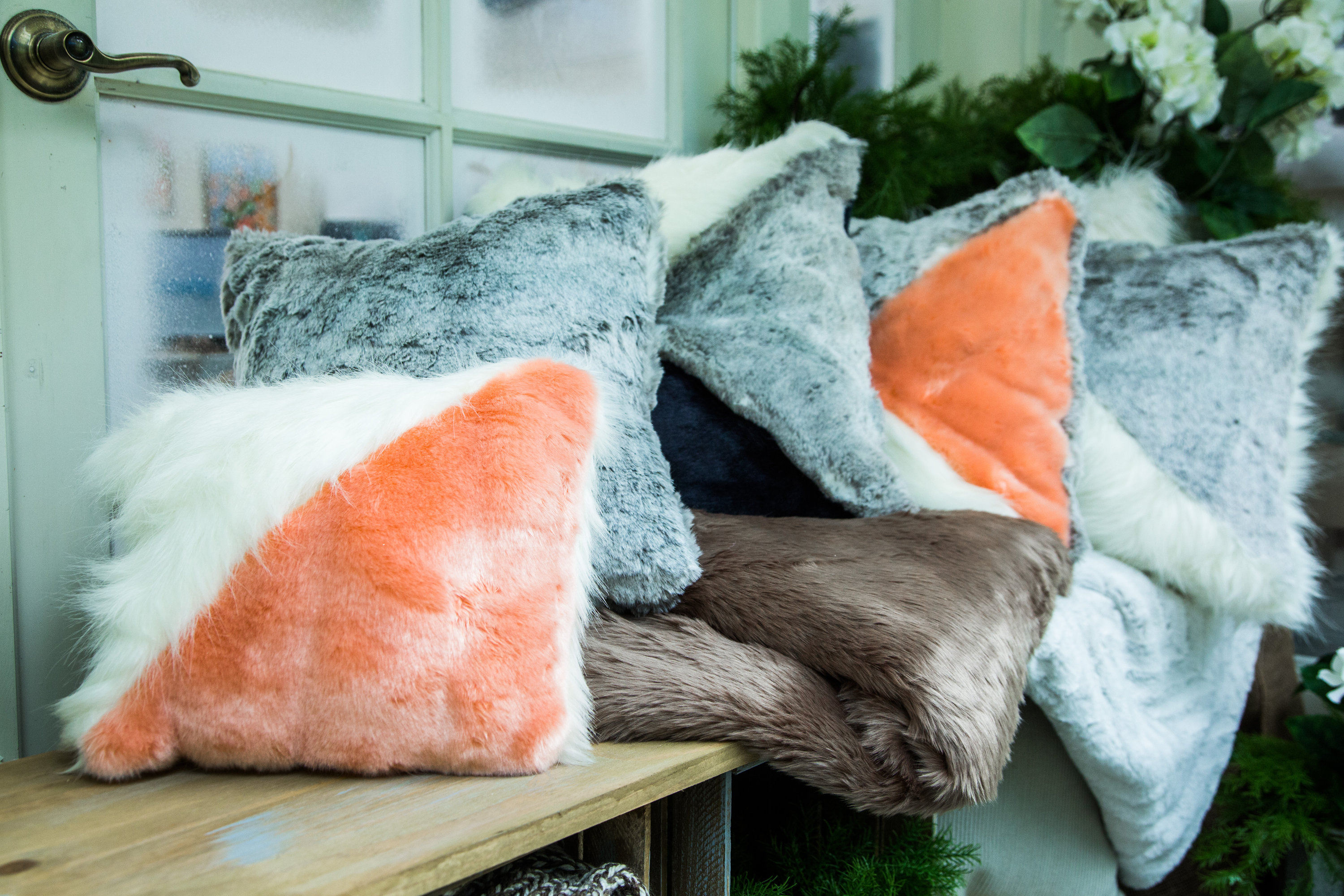 img think this didn definitely fur diy for easy can covers how cuddly t i awesome soft teal d pillow now and believe re these be design arrow look pillows they incredibly faux