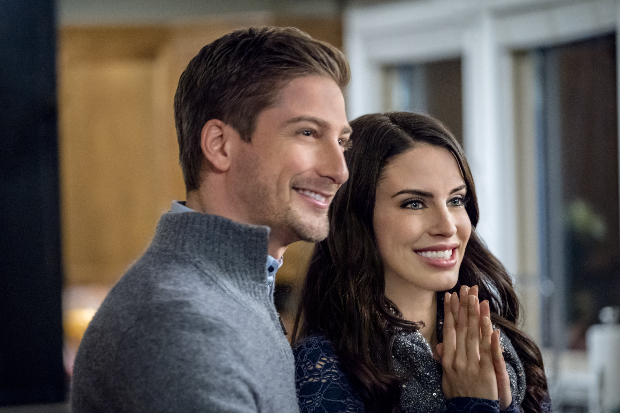 Cast | A December Bride | Hallmark Channel