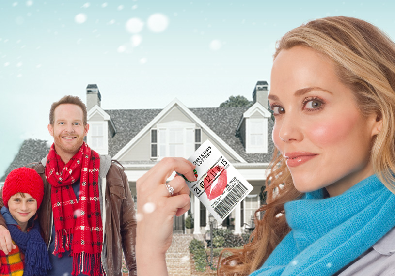 Lucky Christmas | Hallmark Movies and Mysteries