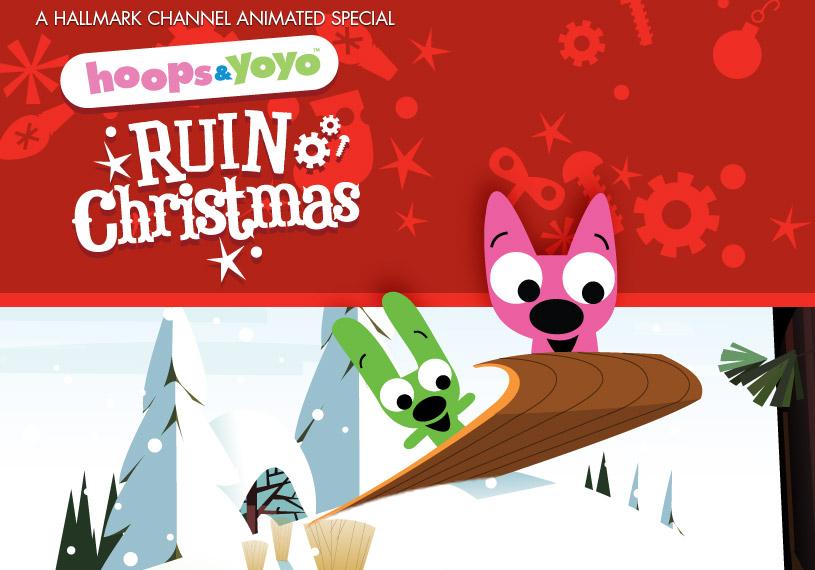 hoops&yoyo Ruin Christmas | Hallmark Channel
