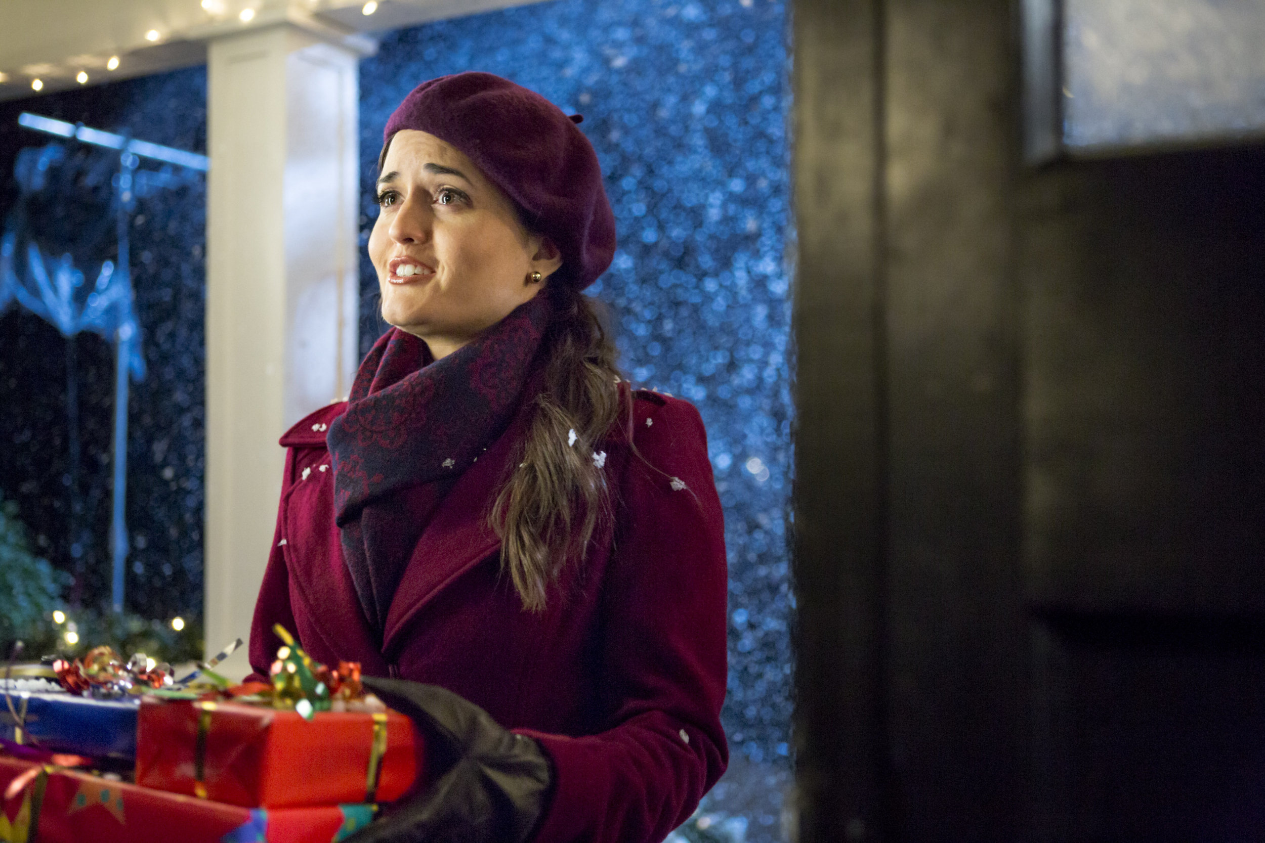 Danica McKellar as Christina on My Christmas Dream | Hallmark Channel