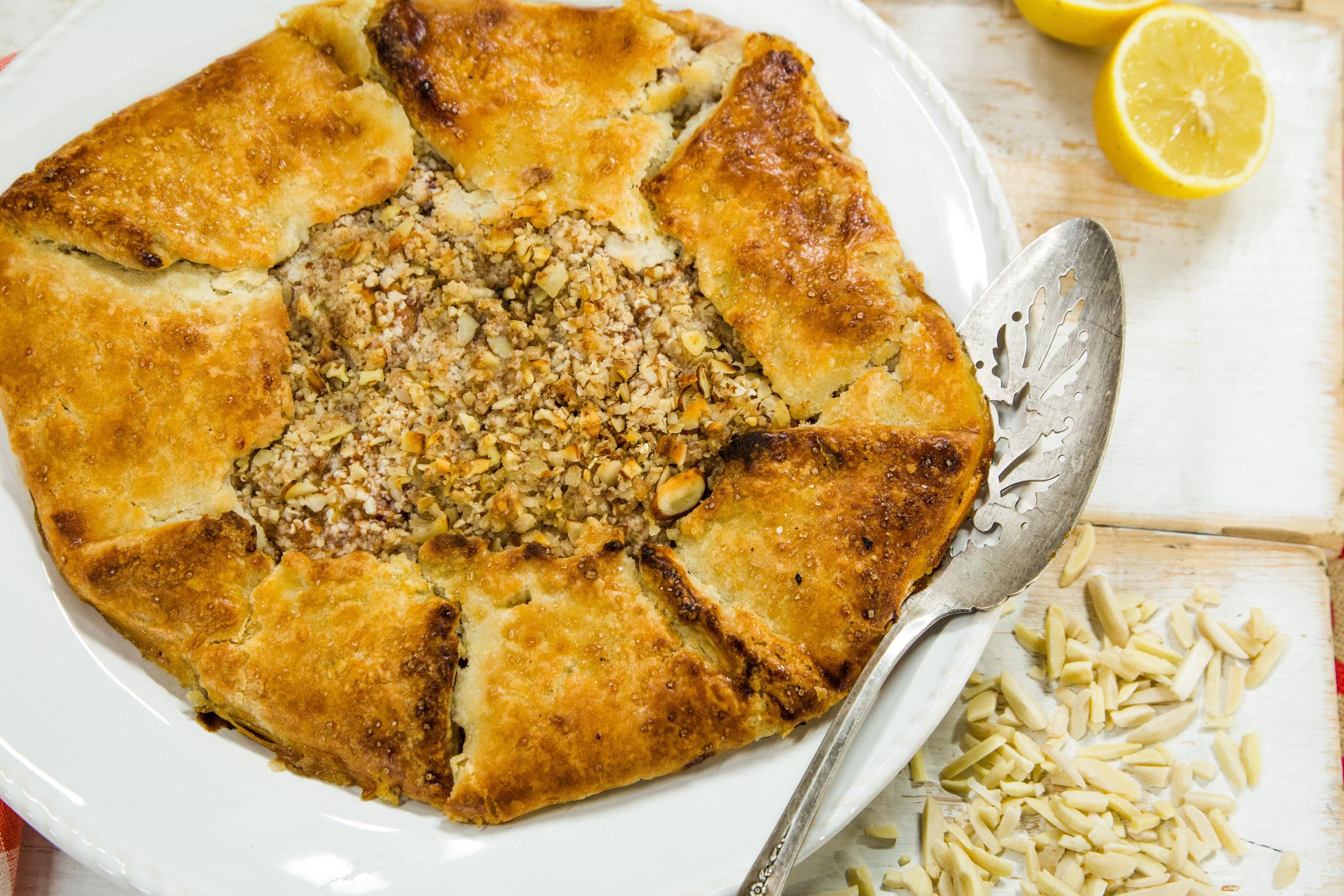 Recipes - Home & Family: Peach Crostata | Hallmark Channel