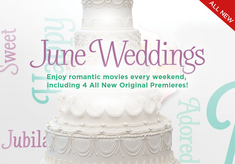 june weddings hallmark channel