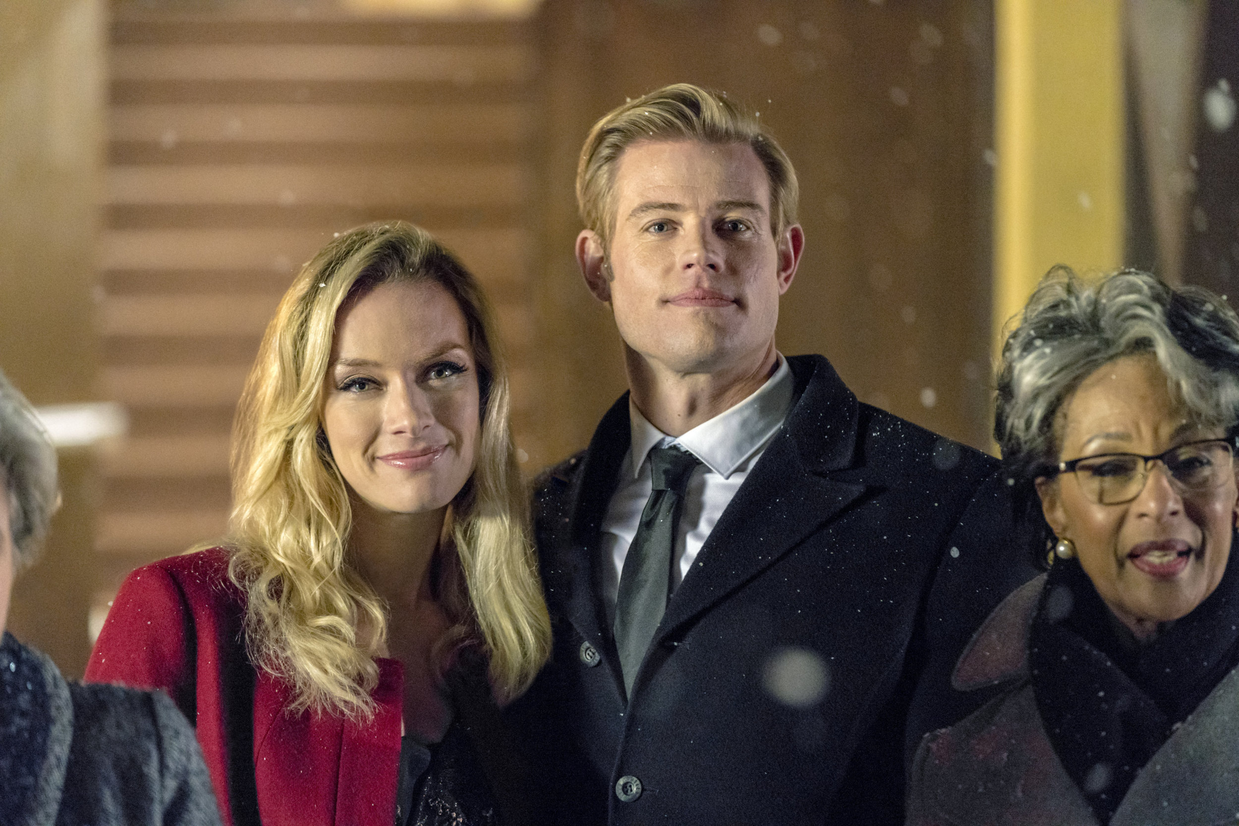 marry me at christmas - first look | hallmark channel