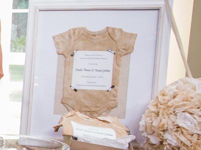 jessie jane's diy baby shower invitations | hallmark channel, Baby shower invitations