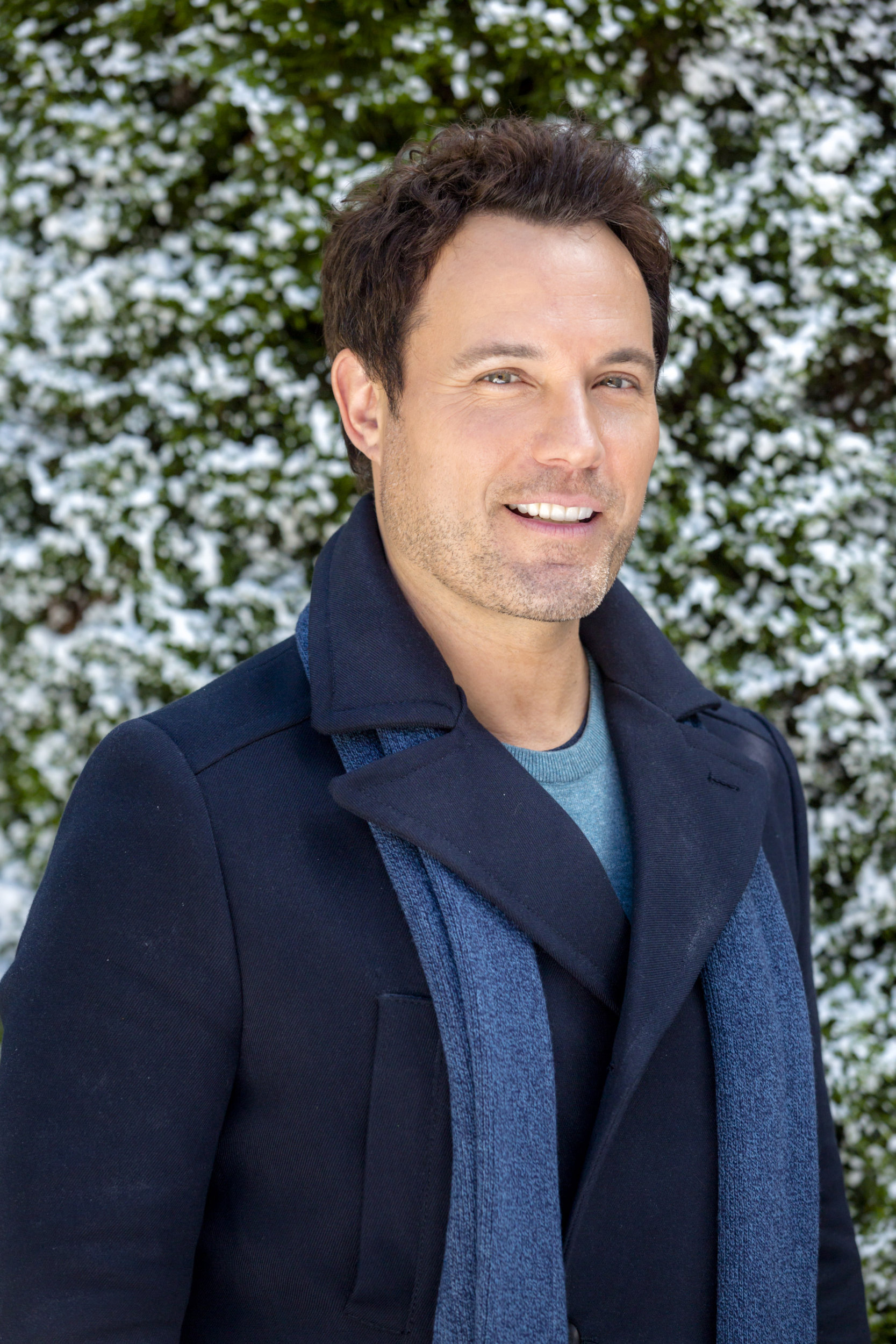 David Haydn-Jones on My Christmas Dream | Hallmark Channel