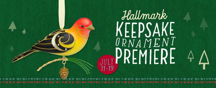 Keepsake ornament premiere christmas keepsake holiday for Hallmark channel christmas in july