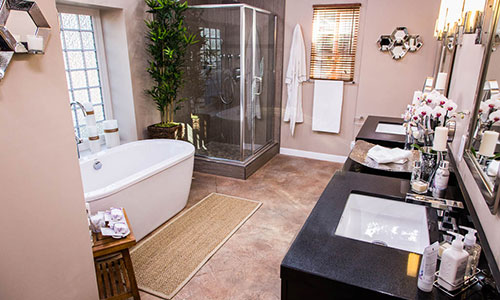 "The ""Home & Family"" Dream Bathroom Makeover Finale 