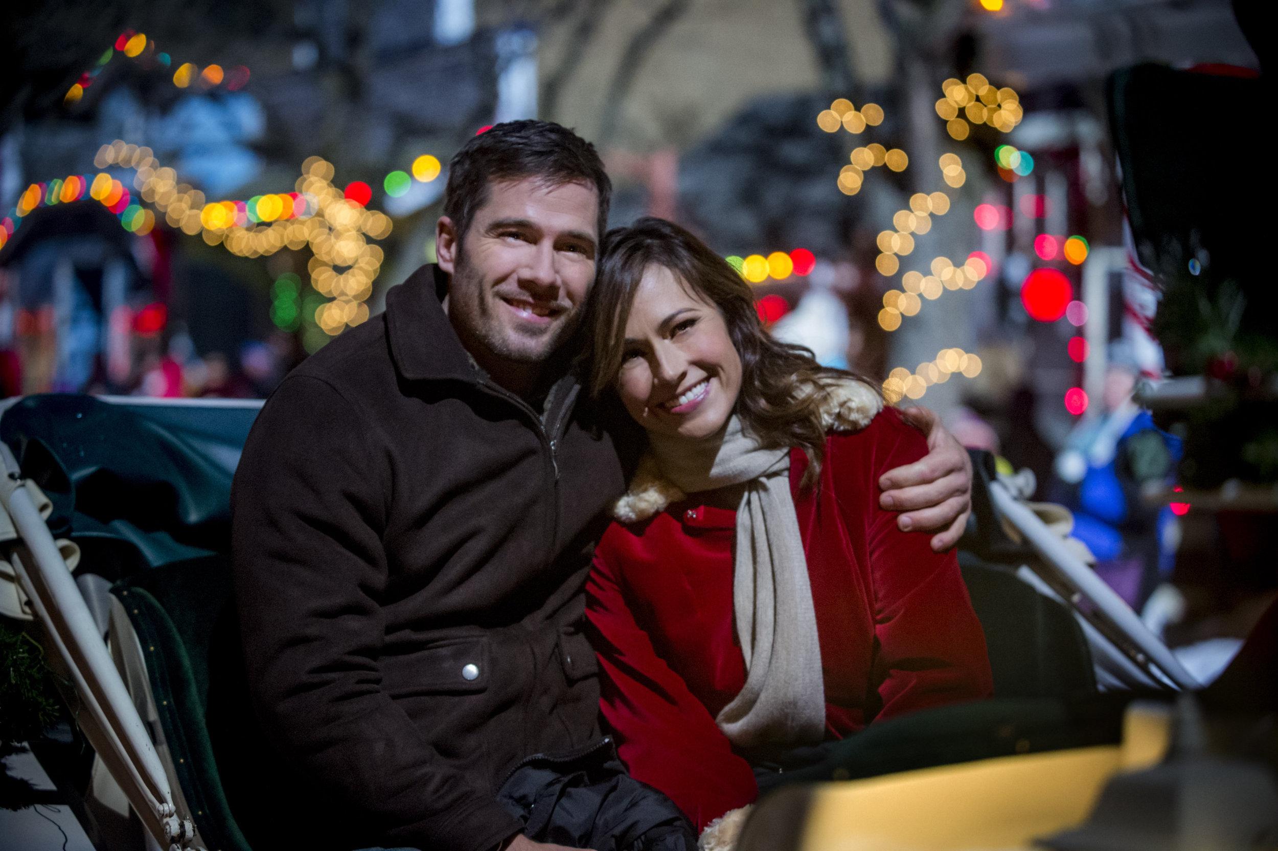 Cast - Christmas Land | Hallmark Channel