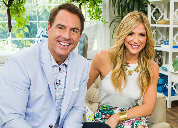 The hosts of home amp family home amp family hallmark channel
