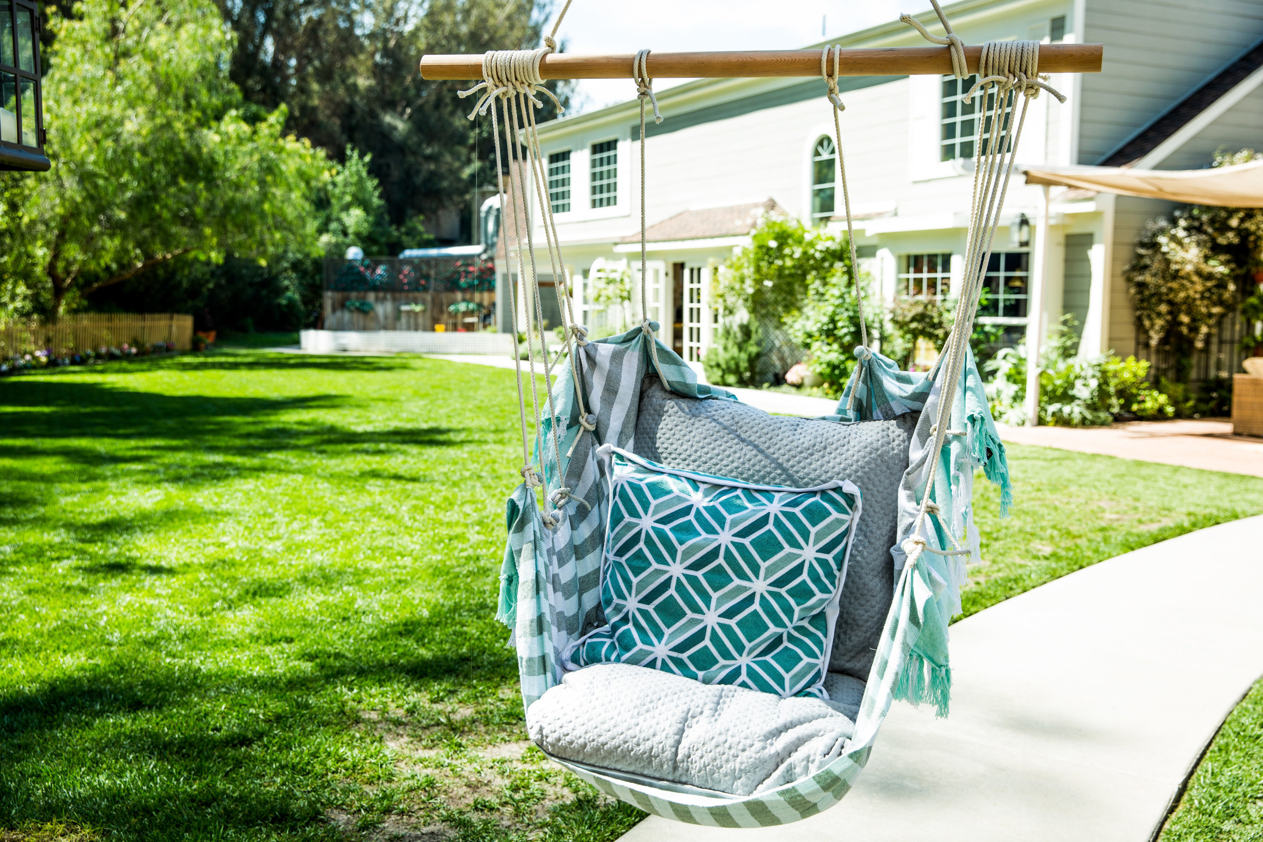 swing for also enchanting pictures with hanging children stunning menards hammock chair bedroom swinging