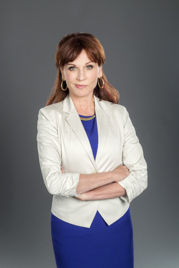 Marilu Henner As Aida On Quot Real Murders An Aurora