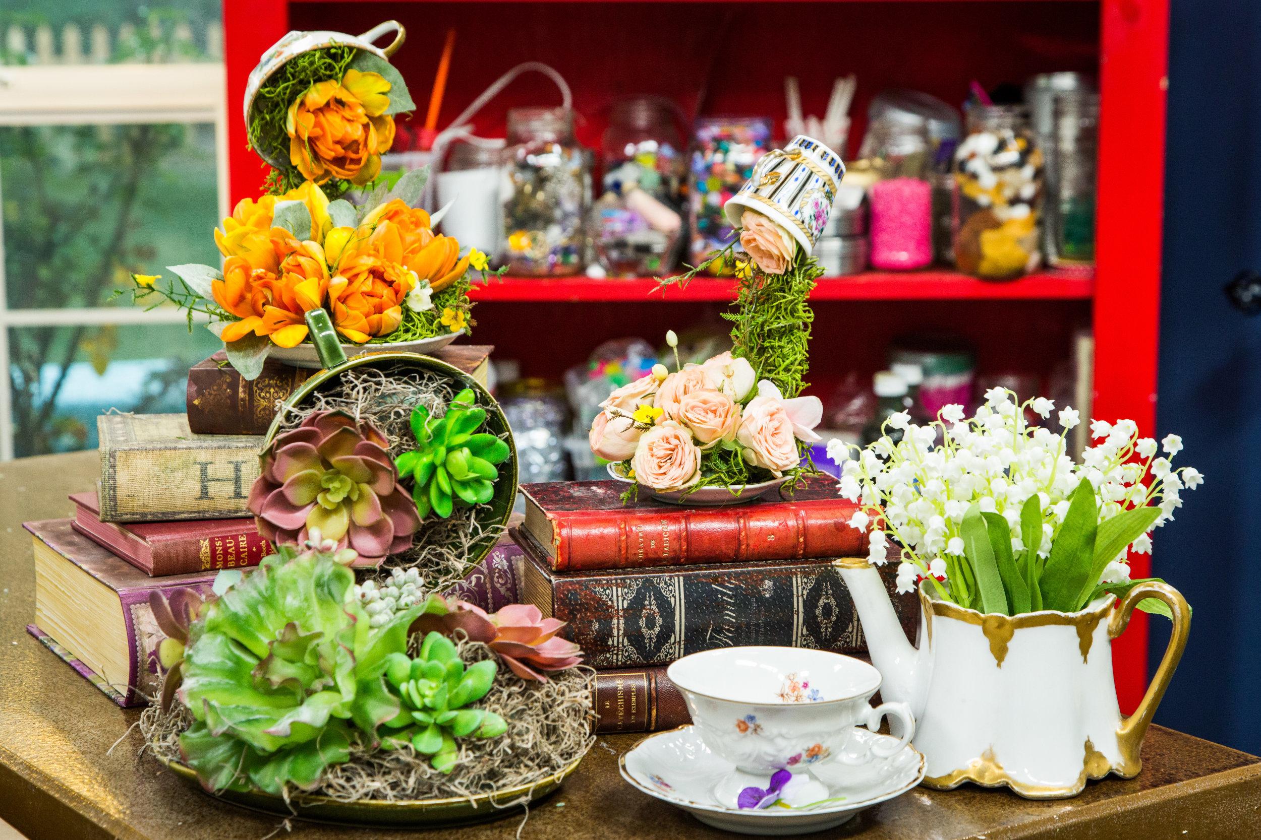 How to diy teacup home family hallmark channel arubaitofo Choice Image