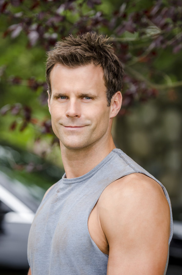 cameron mathison hallmark christmas movies