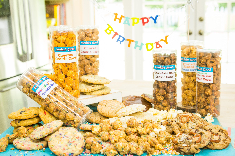 Recipes Birthday Cake Cookie Corn Hallmark Channel