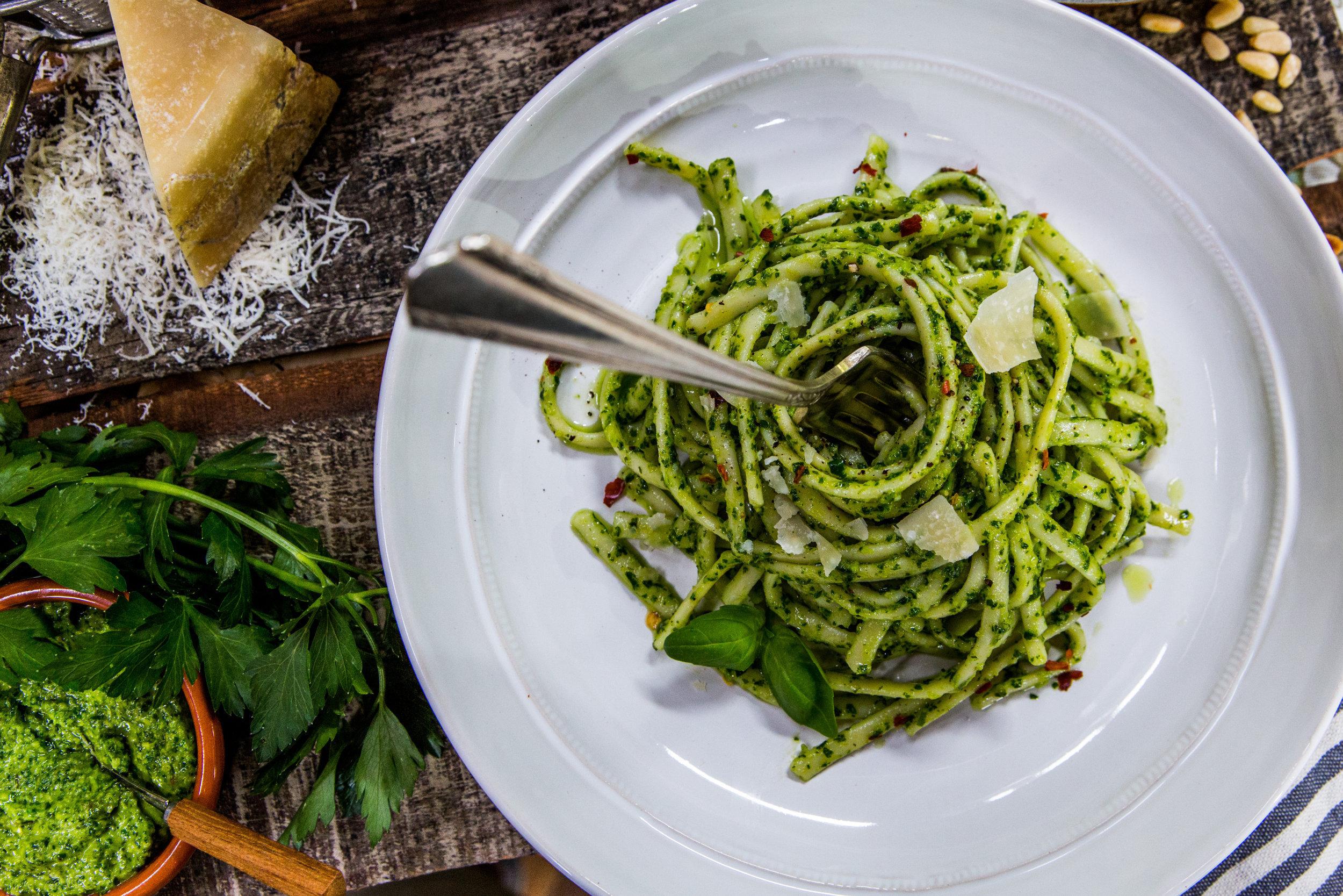basil parsley pesto recipe basil parsley toasted pine basil parsley ...