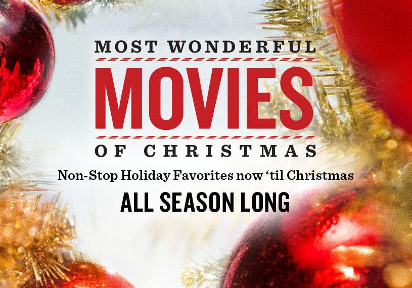 Week 1 Friday October 31 Sunday November 2 The Most Wonderful Movies Of Christmas