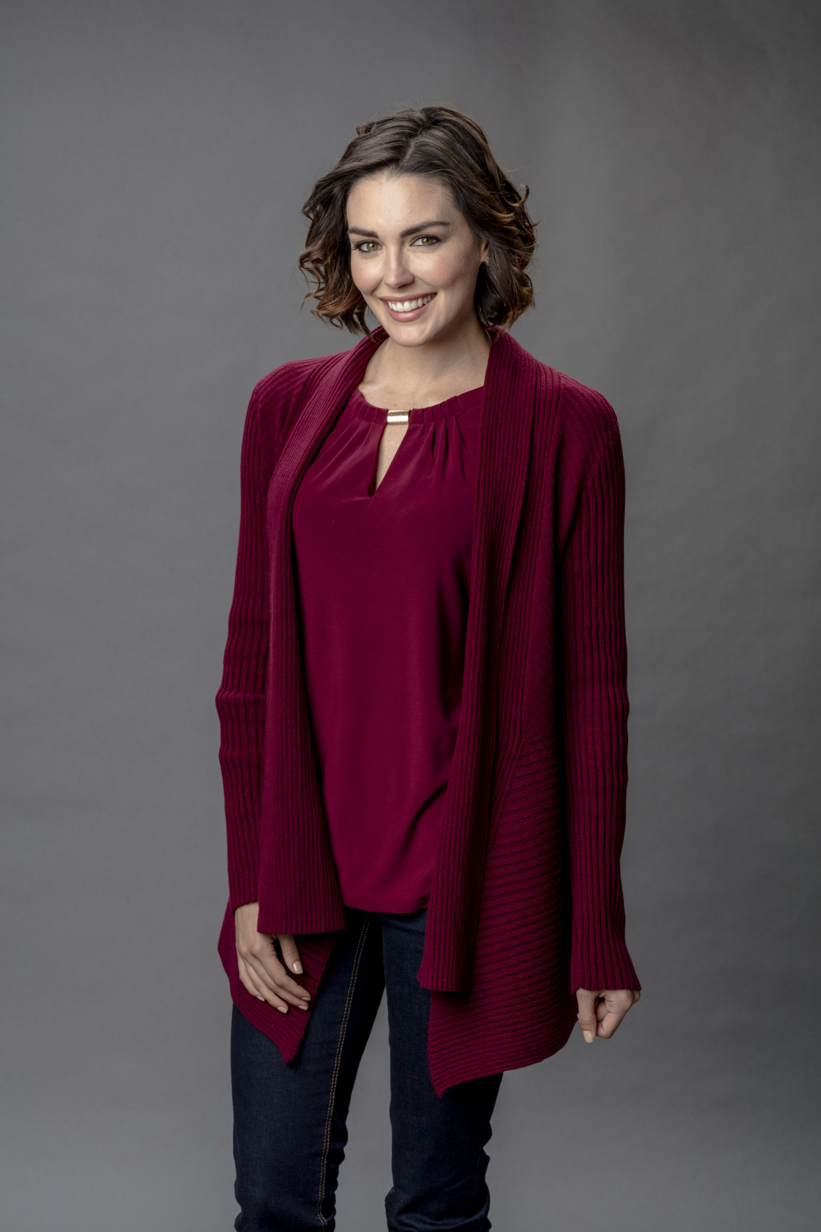 Taylor Cole On Christmas In Homestead Hallmark Channel