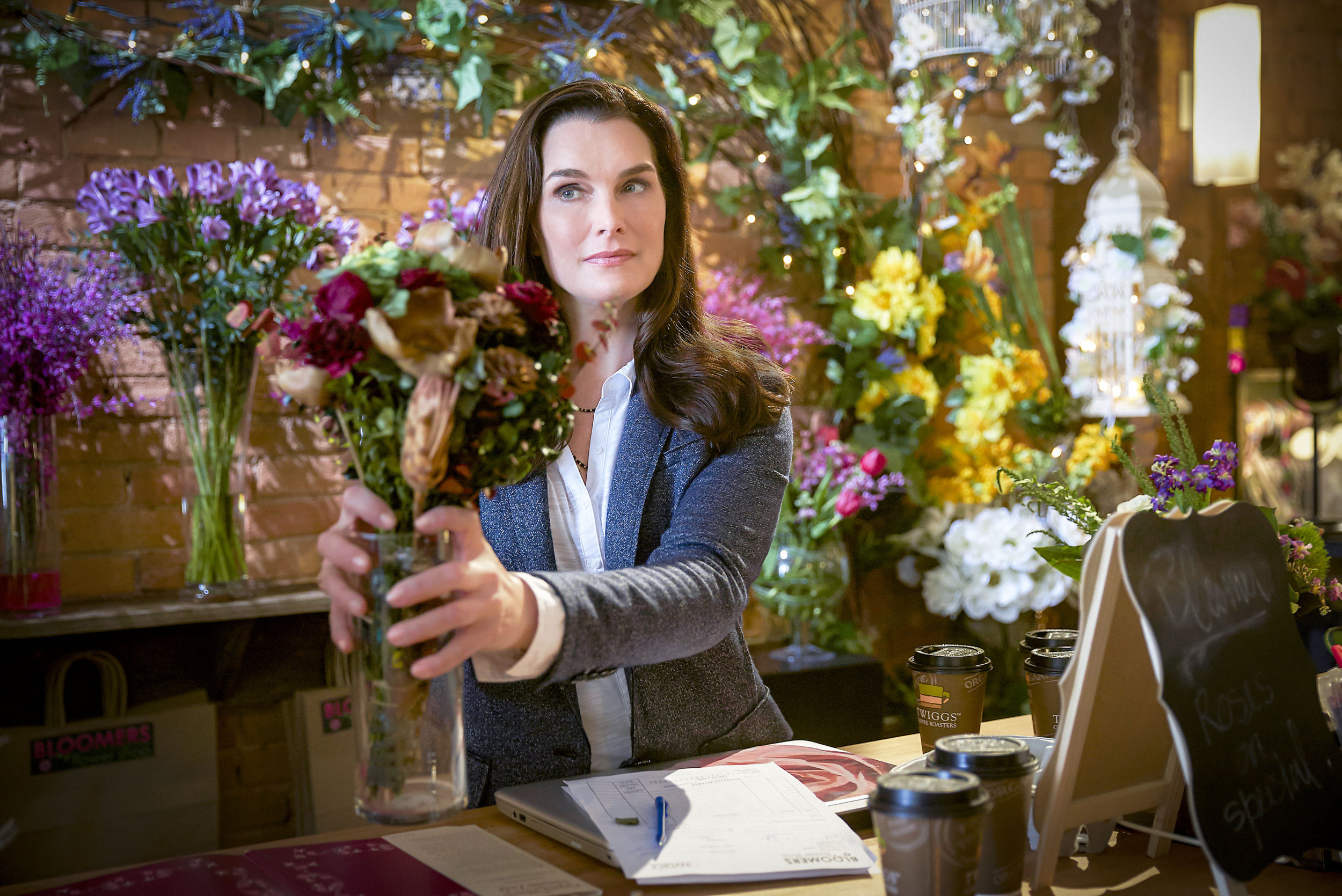 flower shop mystery mums the word trailer