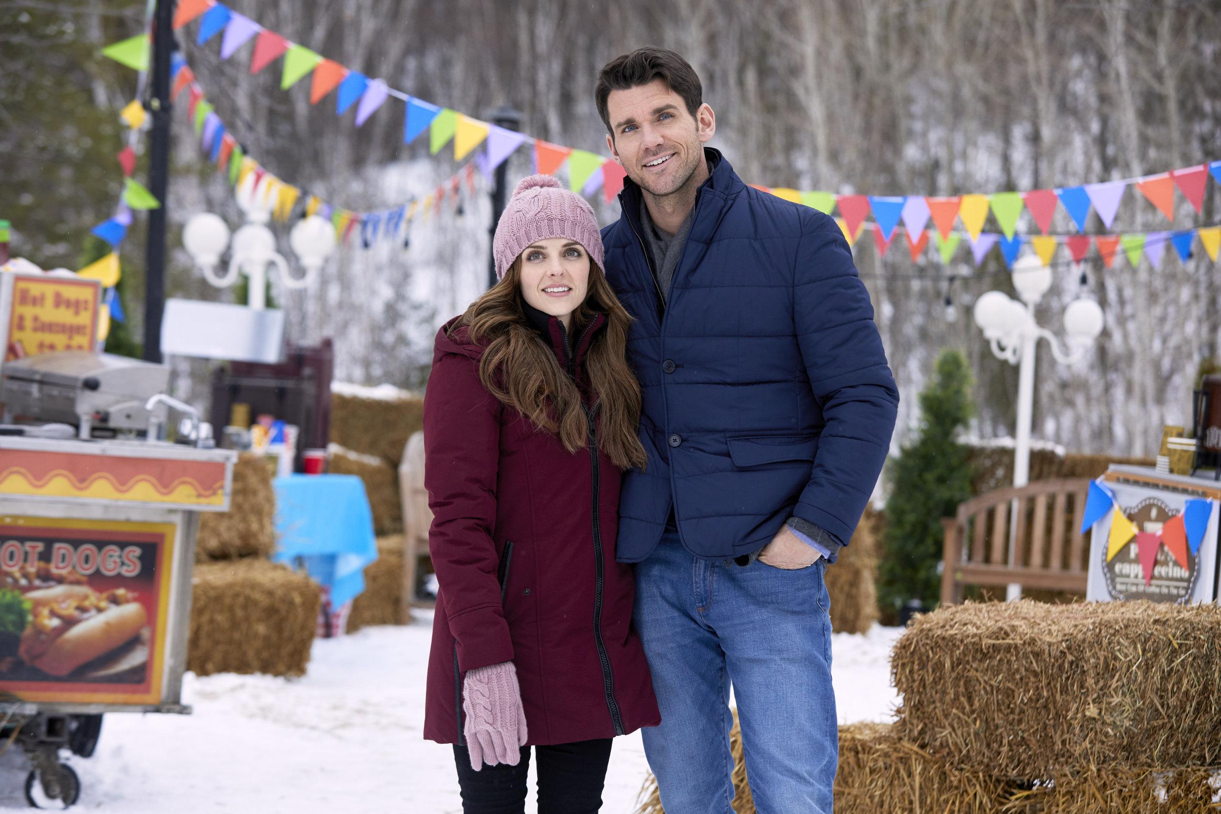 Winter Love Story - Cast   Hallmark Channel