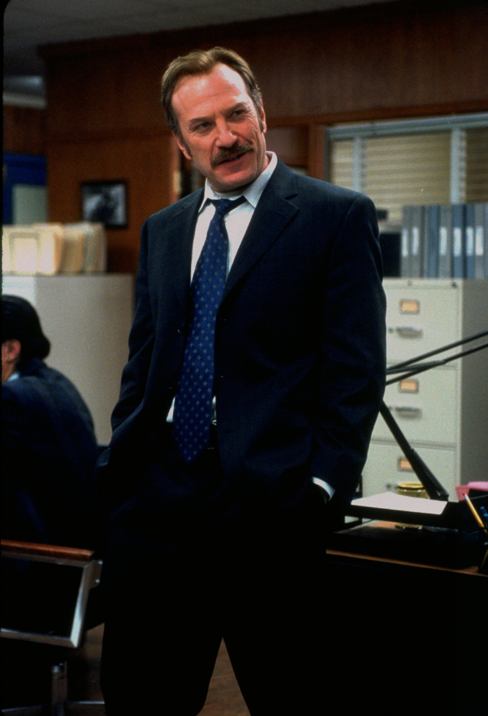 Ted Levine on Monk | Hallmark Movies and Mysteries