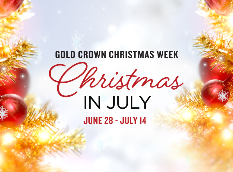 Christmas In July 2019 Images.Christmas In July Gold Crown Christmas Hallmark Movies