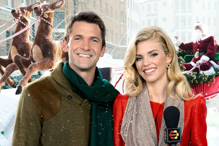 The Christmas Parade.The Christmas Parade Hallmark Channel