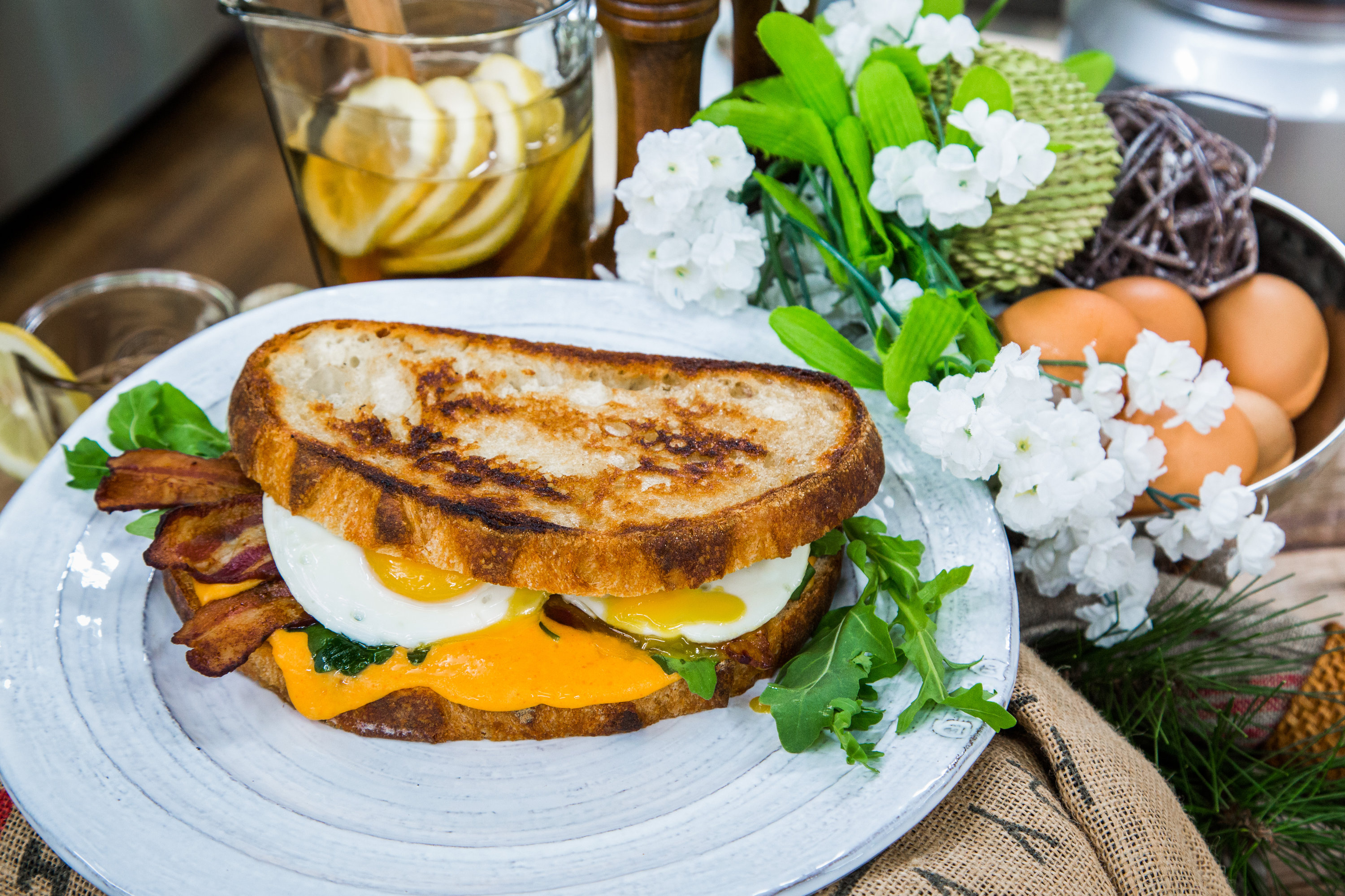 Recipes American Cheese And Bad Moon Rising Grilled Cheese