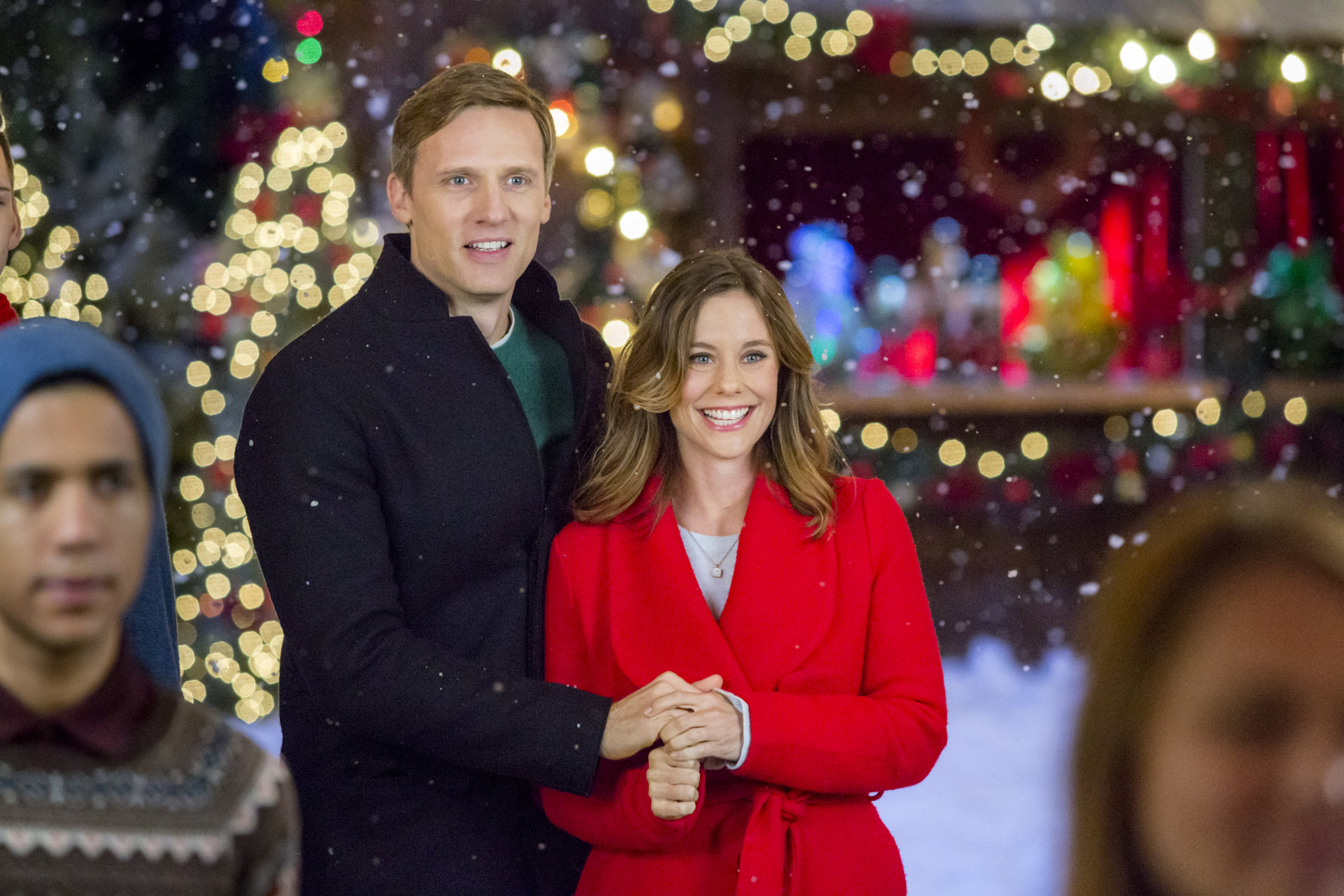 Ashley Williams on Christmas in Evergreen: Letters to Santa ...