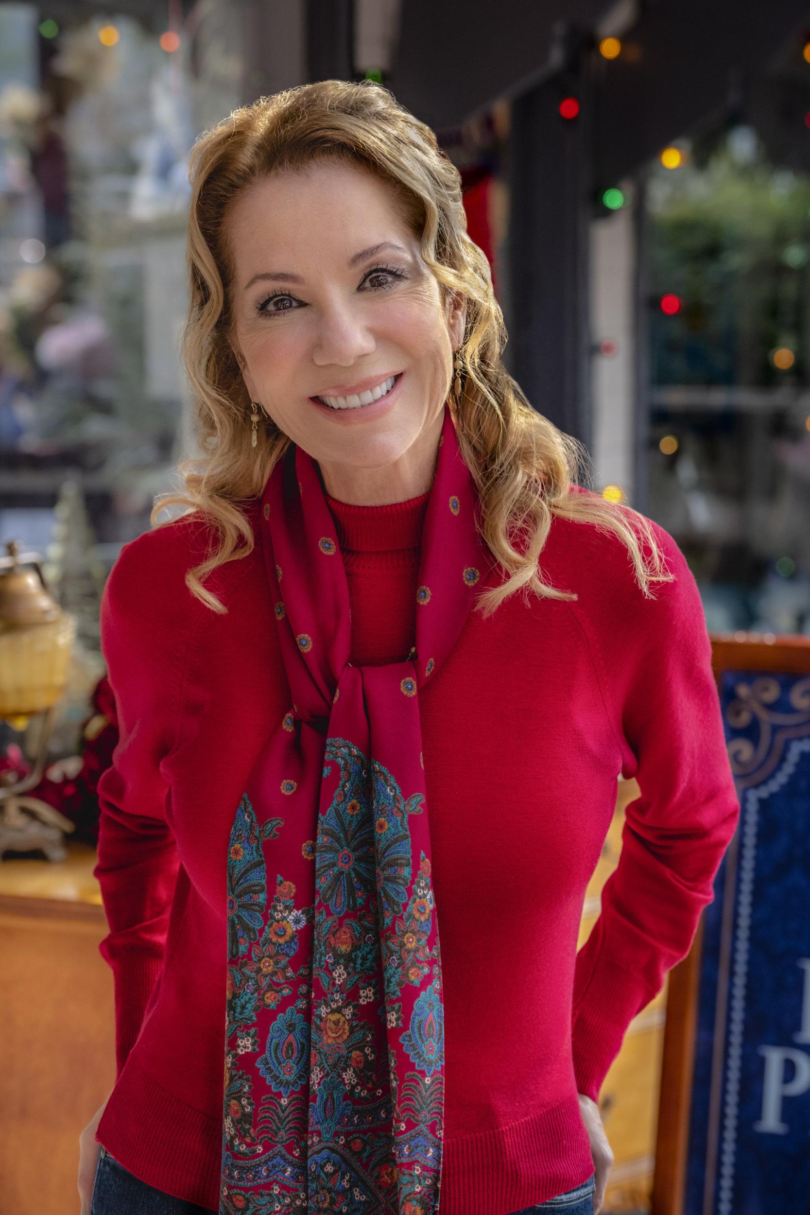 Kathy Lee Gifford As Jane On A Godwink Christmas Hallmark Movies