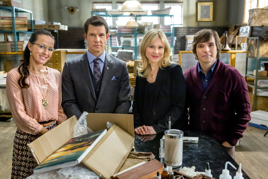 Signed Sealed Delivered Hallmark Movies And Mysteries