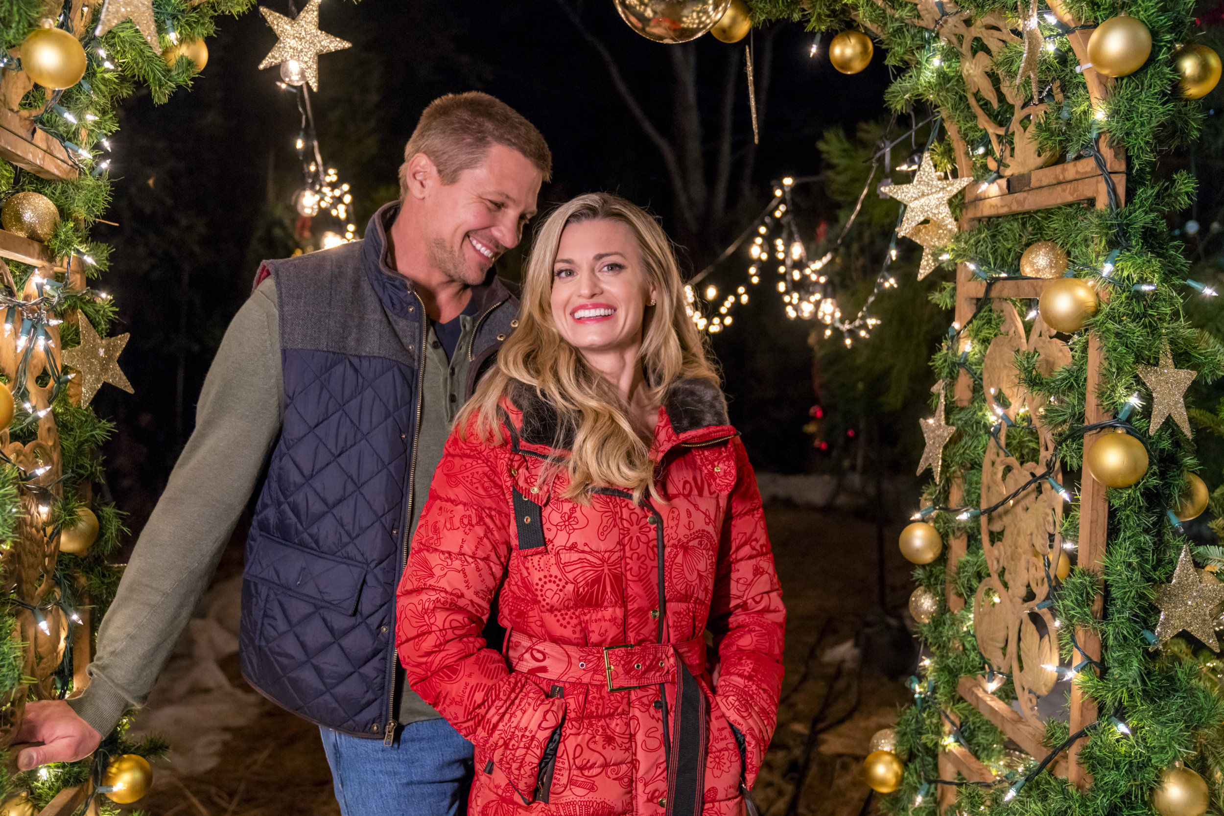 Miss Christmas About Hallmark Channel