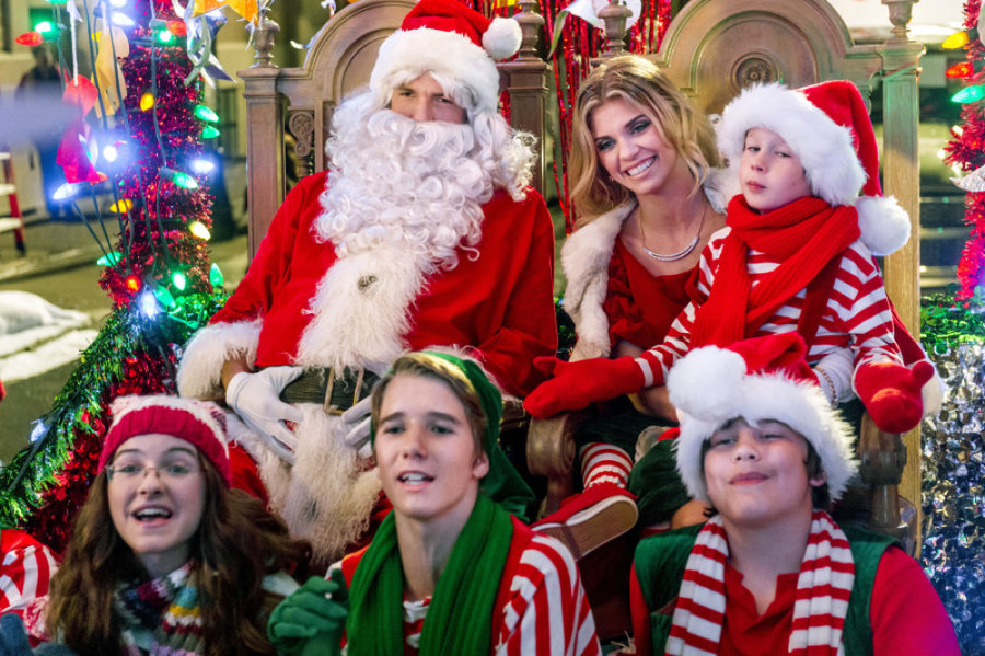 This Christmas Cast.The Christmas Parade Cast Hallmark Channel