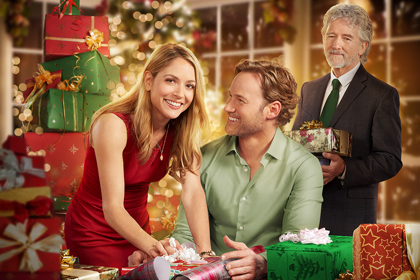 The Christmas Cure Hallmark Channel