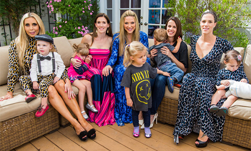 Mommy Amp Me Fall Fashions With Debbie Matenopoulos Home