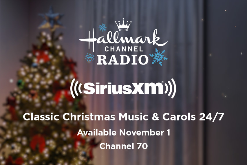 preview hallmark channel radio hallmark channel - What Channel Is Christmas Music On Sirius Xm