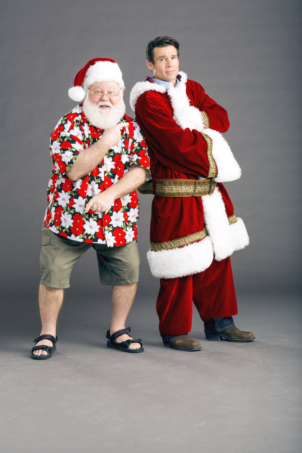 Cast | Secret Santa | Hallmark Channel