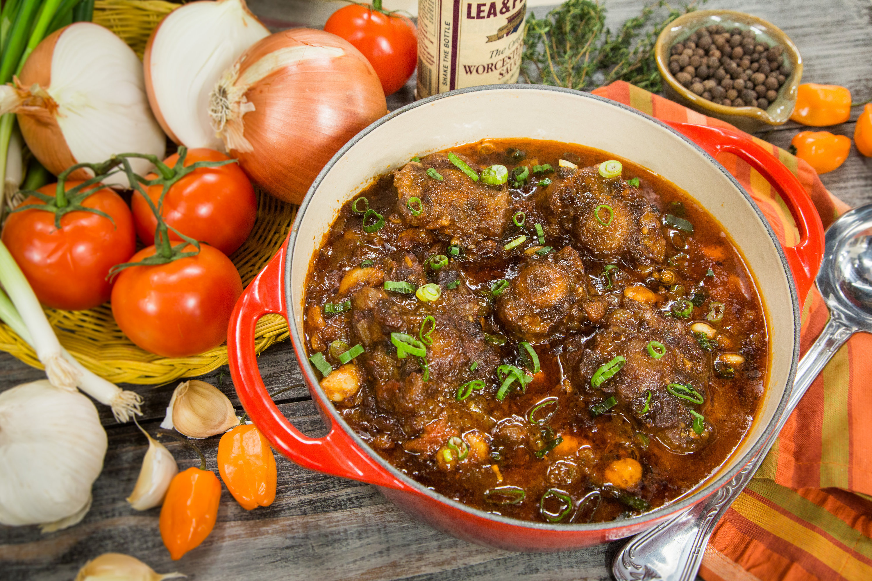 Recipes Oxtail Stew With Butter Beans Hallmark Channel