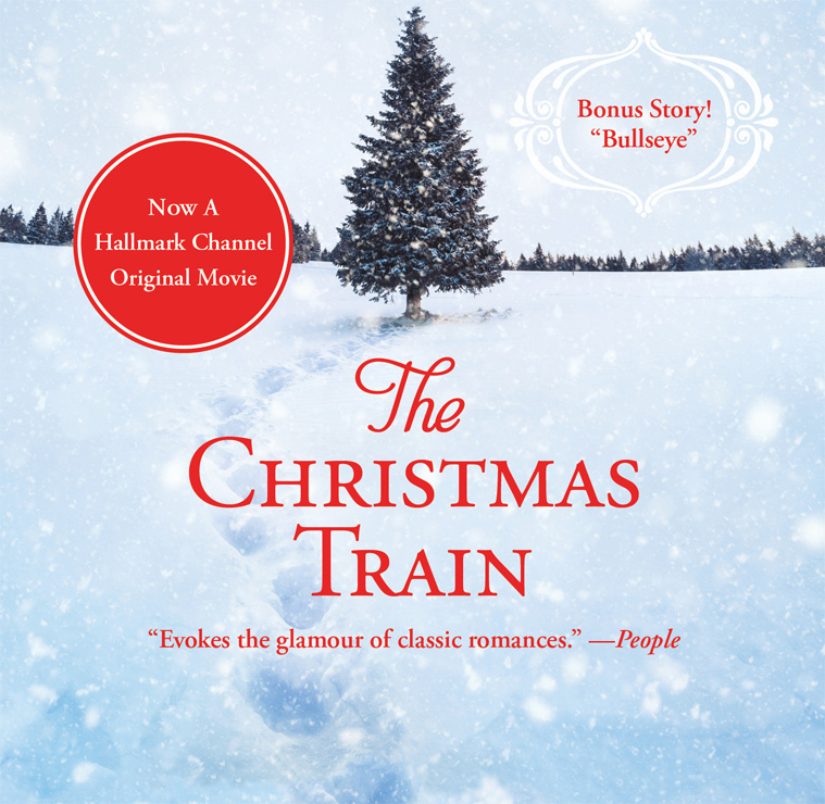 david baldaccis the christmas train excerpt countdown to christmas hallmark movies and mysteries - The Christmas Train