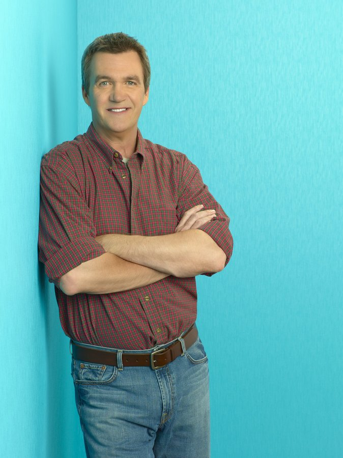 Neil Flynn as Mike on The Middle | Hallmark Channel