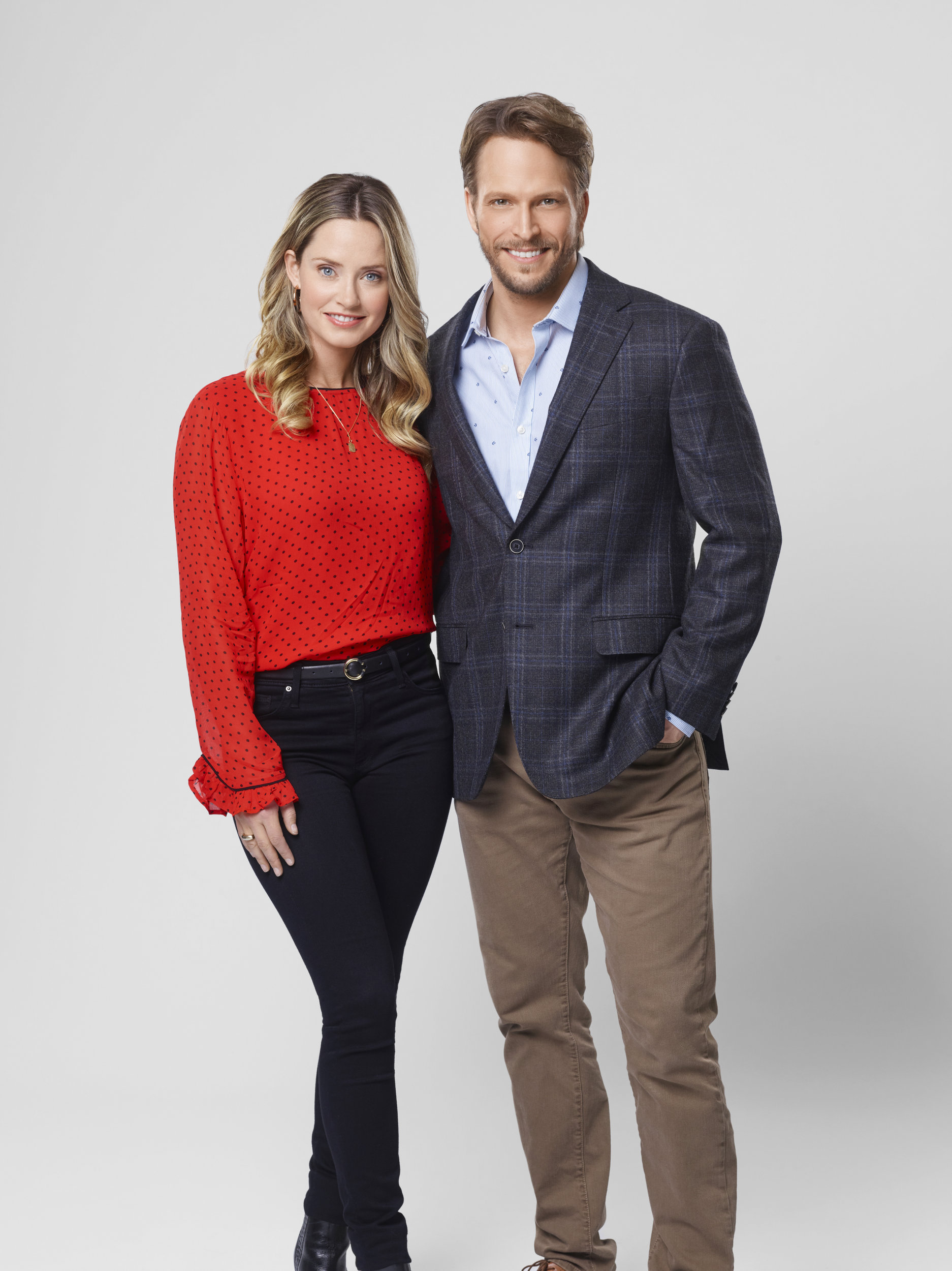 Picture a Perfect Christmas Cast | Hallmark Channel