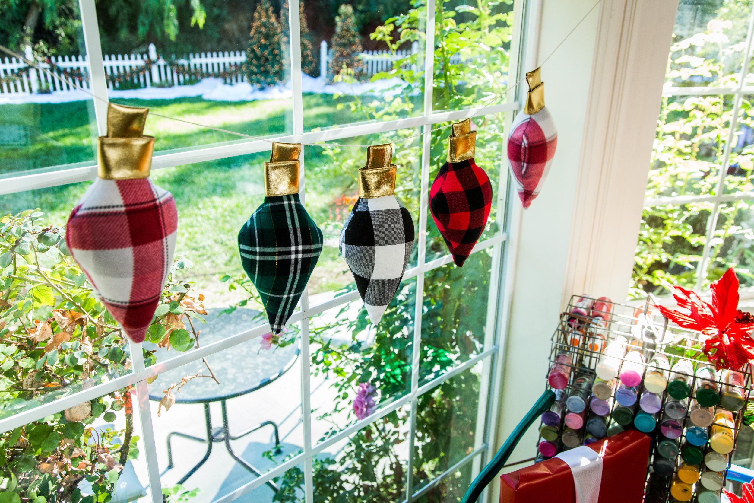 Orly Shani's DIY Flannel Bulb