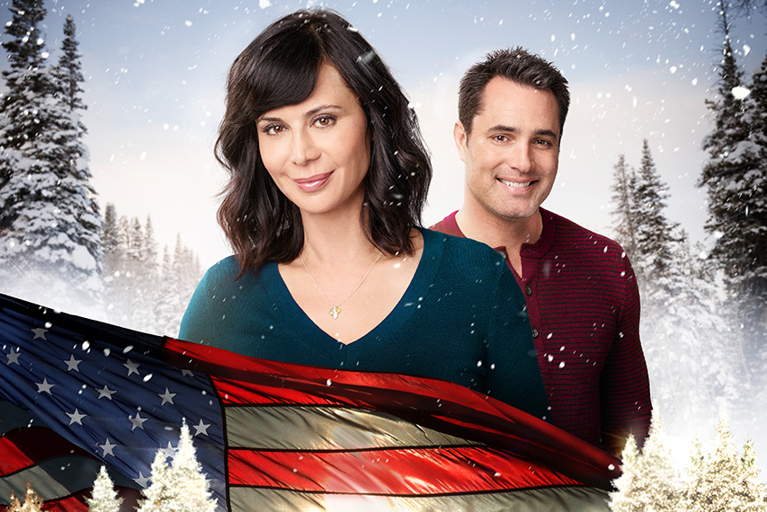 home for christmas day hallmark movies and mysteries - Coming Home For Christmas