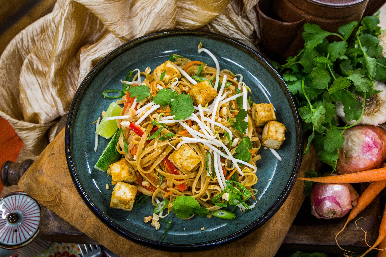 Recipes Tofu Pad Thai Hallmark Channel