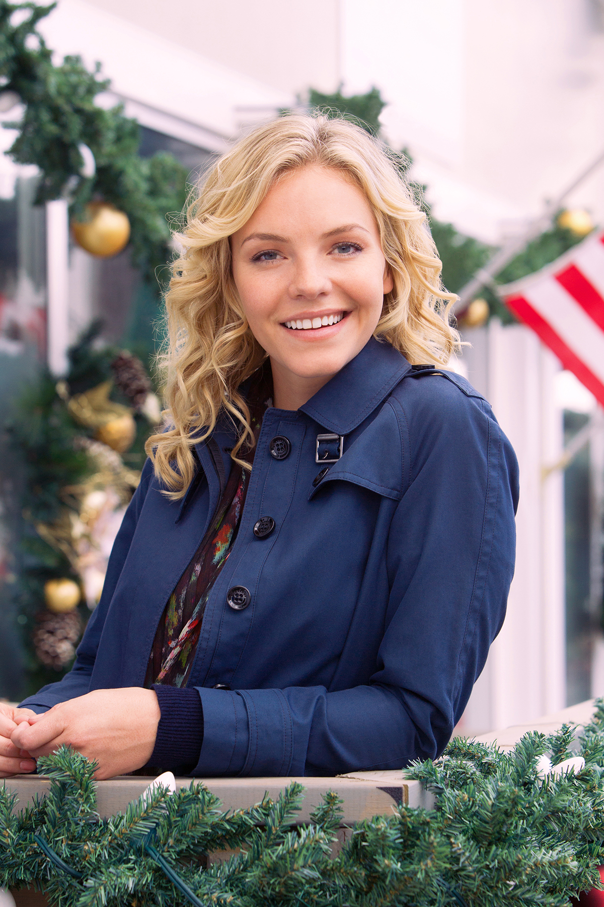 Cast - Christmas with Holly | Hallmark Movies and Mysteries