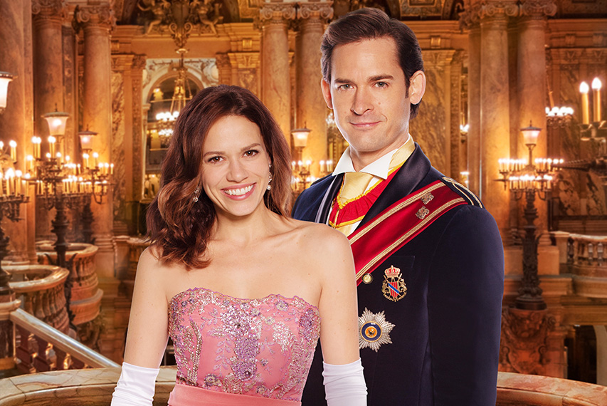 Royal Matchmaker Hallmark Channel
