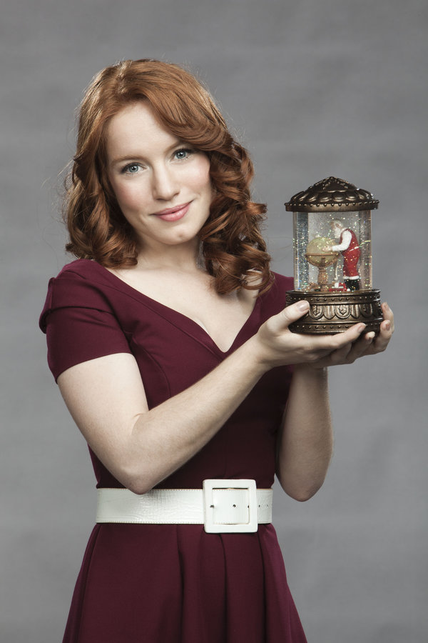 annie claus is coming to town filming location